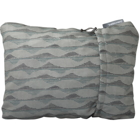 Therm-a-Rest Compressible Pillow size M gray mountains